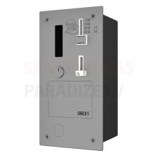 SANELA iebūvējamais monētu un žetonu automāts durvju atvēršanai ar GSM moduli SLZA 40GZ