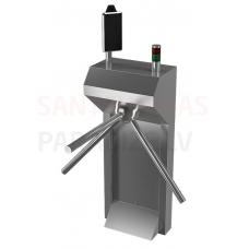 SANELA turnikets ar termovizuālo kameru SLKT 03S