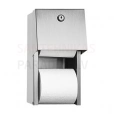SANELA nerūsējošais tualetes papīra turētājs, matēta virsma