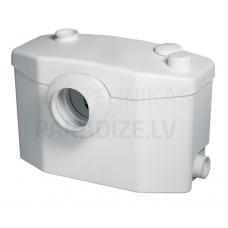 SFA kanalizācijas sūknis-smalcinātājs tualetei, dušai, bidē un izlietnei SANIPRO XR