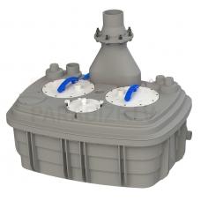 SFA kanalizācijas sūknis SANICUBIC 2 XL-TRI
