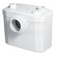 SFA kanalizācijas sūknis-smalcinātājs tualetei un izlietnei SANITOP
