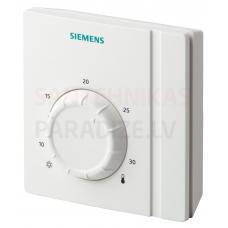 Siemens elektromehāniskais istabas termostats, pamata modelis RAA21