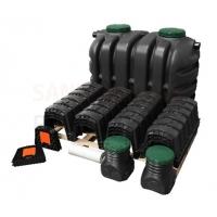 Notekūdeņu attīrīšanas iekārta individuālām mājām EPURBLOC 3000 (W-097) izmērs: 2700x1190x1440
