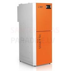 HKS LAZAR granulu apkures katls SmartFire 11kW ar 130L bunkuru