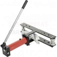 TECE hidrauliskais cauruļu liekšanas instruments 40-63 mm