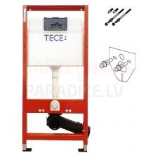 TECEbase WC rāmis ar stiprinājumu komplektu