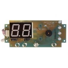 Elektroniskā plate ar displēju D10 ūdens sildītājam (boilerim 30, 50, 80, 100 litri) IF PRO modeļiem