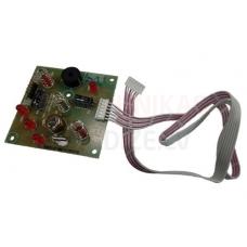 Elektroniskā plate vadības panelim D13 ūdens sildītājam (boilerim 30, 50, 80, 100 litri) SMART modeļiem