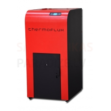 Thermoflux granulu apkures katls INTERIO 15 ar granulu tvertni 50kg
