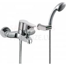 BM-TRES vannas/dušas jaucējkrāns ar dušu