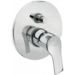 Iebūvējamie vannas / dušas jaucējkrāni