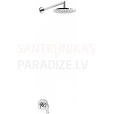 K-TRES zemapmetuma dušas sistēmas komplekts