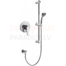 ECO-TRES zemapmetuma dušas sistēmas komplekts