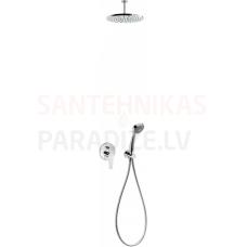 FLAT-TRES zemapmetuma dušas sistēmas komplekts