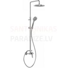 TRES BASE PLUS Pretkaļķu dušas sistēma