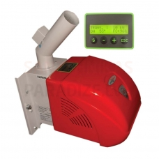 Green EcoTherm Project ceturtā paaudze granulu deglis GP 25 5-25 kW