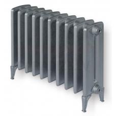 Viadrus čuguna radiators BOHEMIA 450/225 (1 riba/sekcija) 110W ar kājām