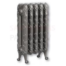 Viadrus čuguna radiators ATENA 400/172 (1 riba/sekcija) 86W ar kājām