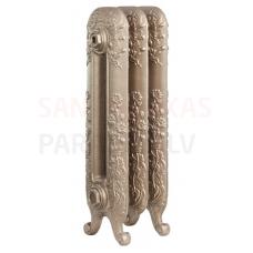 Viadrus čuguna radiators DAFNE 400/172 (1 riba/sekcija) 86W ar kājām