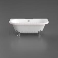 Vispool Astoria vannas kājas, hromētas