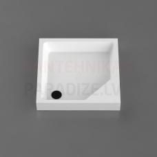 Vispool KD-90 dušas paliktņa priekšējais panelis 890x890x240