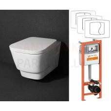 AKCIJA KAME FINO WC piekaramā poda komplekts