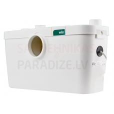 WILO WC kanalizācijas sūknis HiSewlift 3-15