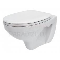 Ravak WC piekaramais tualetes pods P001 ar vāku