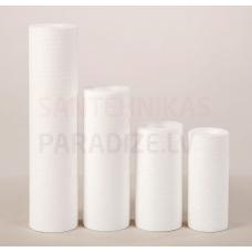 Mehānisks elements 10 MK PE balts (poliestera šķiedra; aukstam, karstam ūd.)