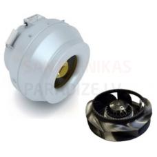 SIVS kanāla ventilators VKR 100 ErP