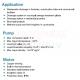 LEO fekāliju sūknis XSP8-7/0.18l 0.18kW 230V