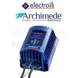 ELECTROIL hidraulisko sūkņu invertori