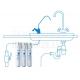 AQUAPHOR ūdens filtrs CRYSTAL H (ūdens mīkstinošs)