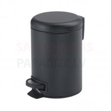 Atkritumu tvertne Potty 5l, melna