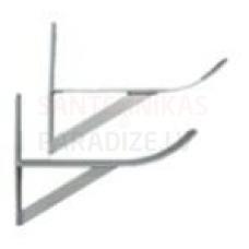 Stiprinājumi horizontālam ūdens sildītājam (boilerim)