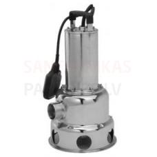 Iegremdējamais sūknis tīram ūdenim Nocchi SUB 3S P1=0,8kW 220V 50Hz