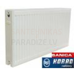 Radiators KORAD 33 type side connection