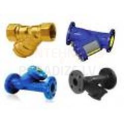 Dubļu ķērāji un mehāniskie filtri