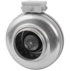 EUROPLAST kanāla augstspiediena ventilators, Ø100mm, metāla AKM100