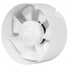 EUROPLAST kanāla ventilators E-EXTRA, Ø150mm ar taimeri EK150T