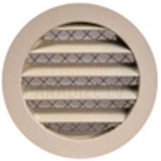 EUROPLAST reste alumīnija sakausējuma, Ø80mm, bēša MRA80Y