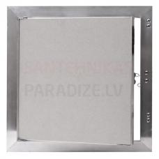 EUROPLAST revīzijas lūka metāla, reģpsim, 300x300mm RLR3030