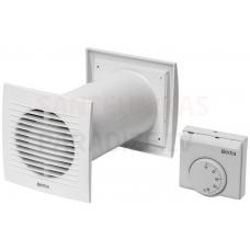 EUROPLAST ventilācijas komplekts ar termostatu, Ø100mm SPKT100