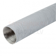 EUROPLAST gaisa vads alumīnija, Ø100mm-1.5m
