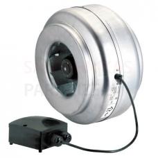 S&P kanāla ventilators VENT-125N (220/240V50/60HZ) N6