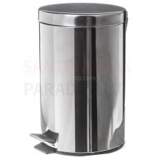 FANECO Atkritumu tvertne ar pedāli, ECO, WBE12JP, 12L