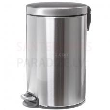 FANECO Atkritumu tvertne ar pedāli, WBP5JS, 5L