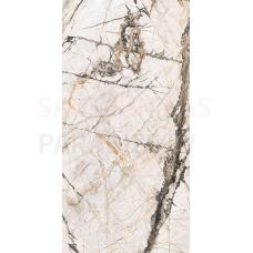 Glancētas akmens flīzes - sienām, grīdai, fasādei 60x120cm GRISAL WHITE/ Hi-GLOSSY / 6 faces