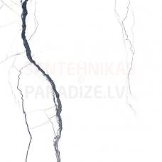 Glancētas akmens flīzes - sienām, grīdai, fasādei 60x60cm CARRARA LUXURY / 8 faces